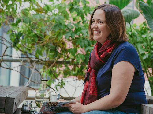 Amanda Kendle workshop preparation for Pinterest and Mailchimp in Perth