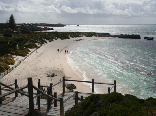 Rottnest Island beaches and bays