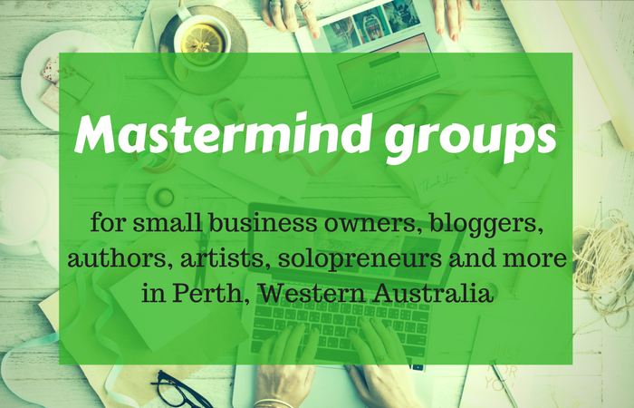 Mastermind groups in Perth