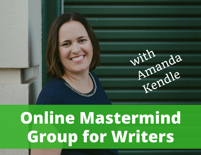 Online Mastermind Group for Writers with Amanda Kendle