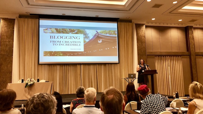 Blogging from Creation to Incredible talk at ASTW Convention in Bangkok 2018